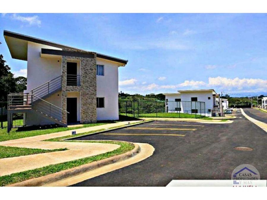 oportunidad casa a la venta en condominio excelente precio