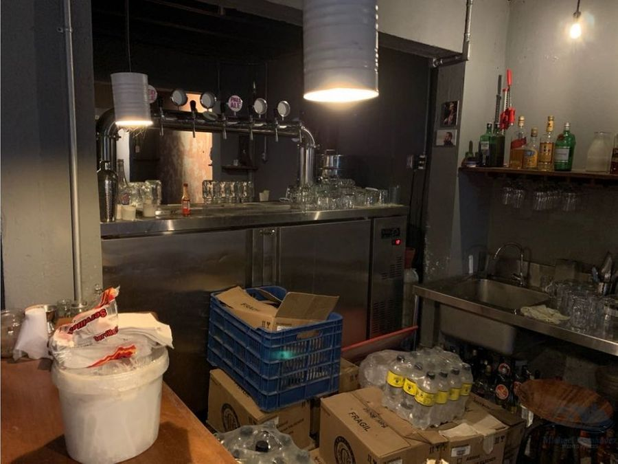 oportunidad de inversion bar y restaurante en venta