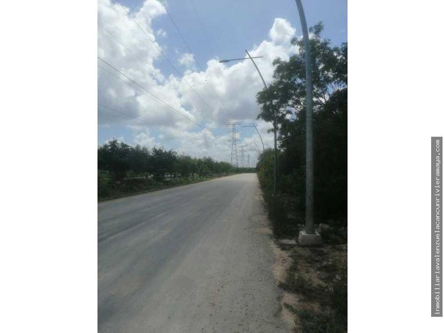 oportunidad de inversion en la mejor zona de cancun