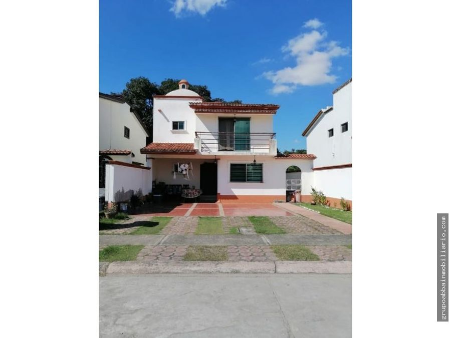oportunidad en venta casas en residencial hacienda esmeralda