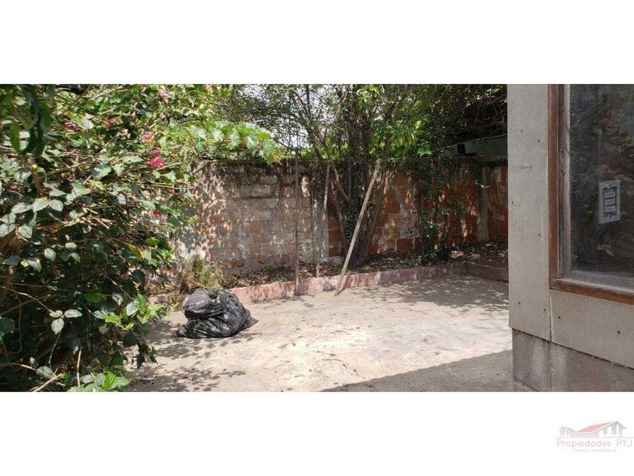 oportunidad para renovacion se vende casa en av valparaiso