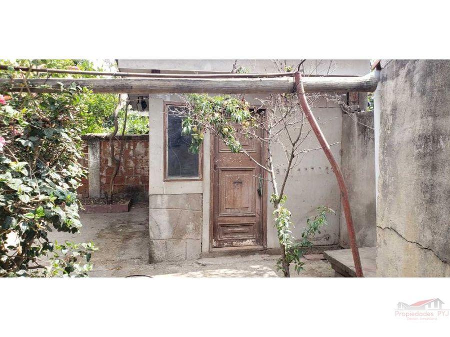 oportunidad casa en av valparaiso quillota