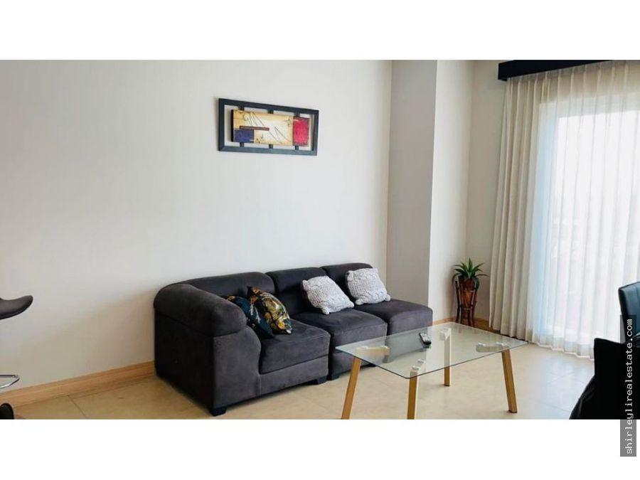 oportunidad vendo apartamento equipado santa verde heredia