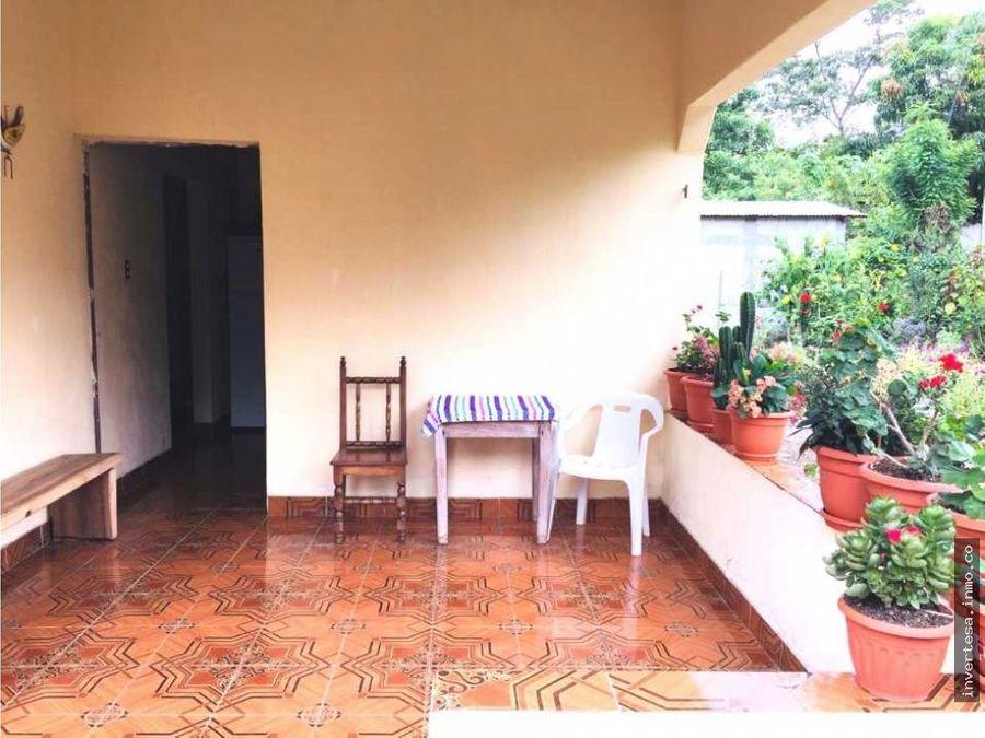 oratorio santa rosa vendo lindo terrenito con casa de campo