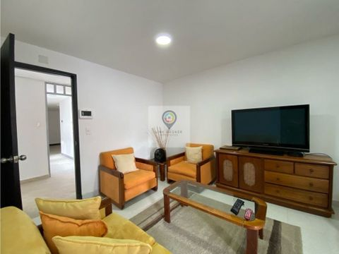 alquiler de apartamento con excelente ubicacion