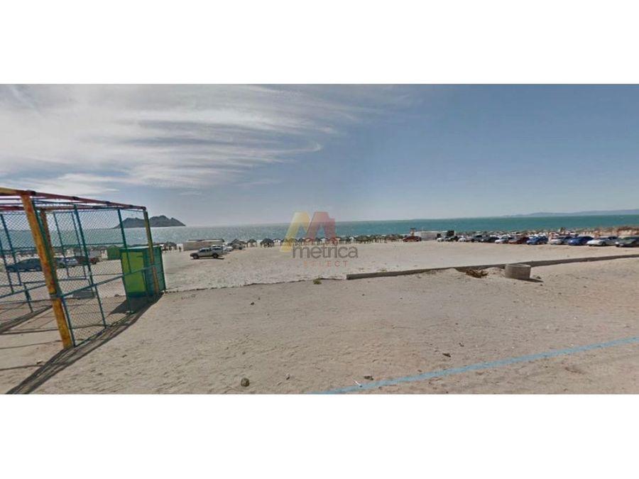 atn inversionistas lote comercial con frente de playa bahia de kino