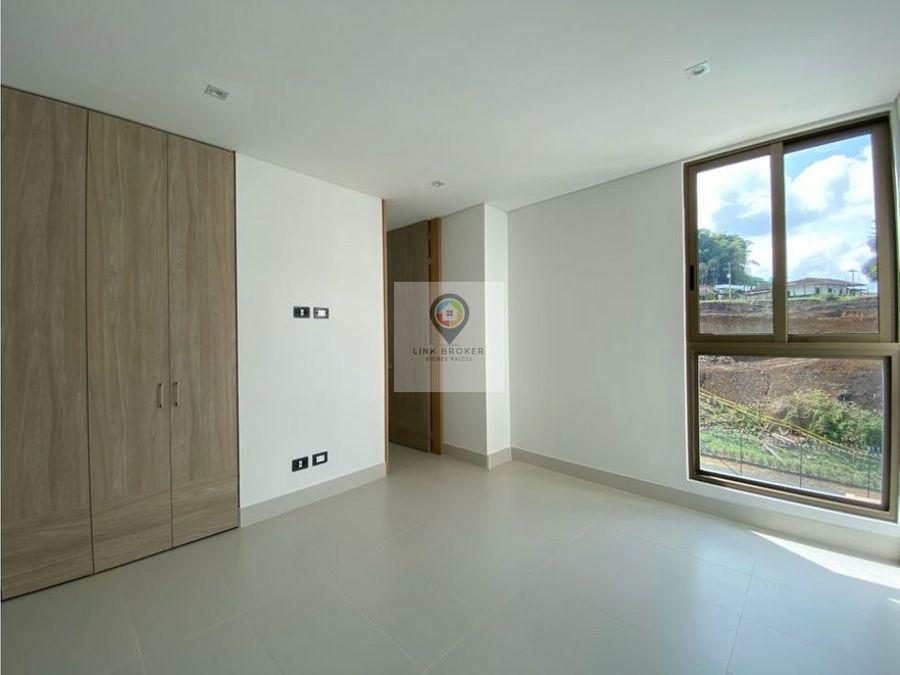 alquiler de apartamento nuevo sector pinares pereira