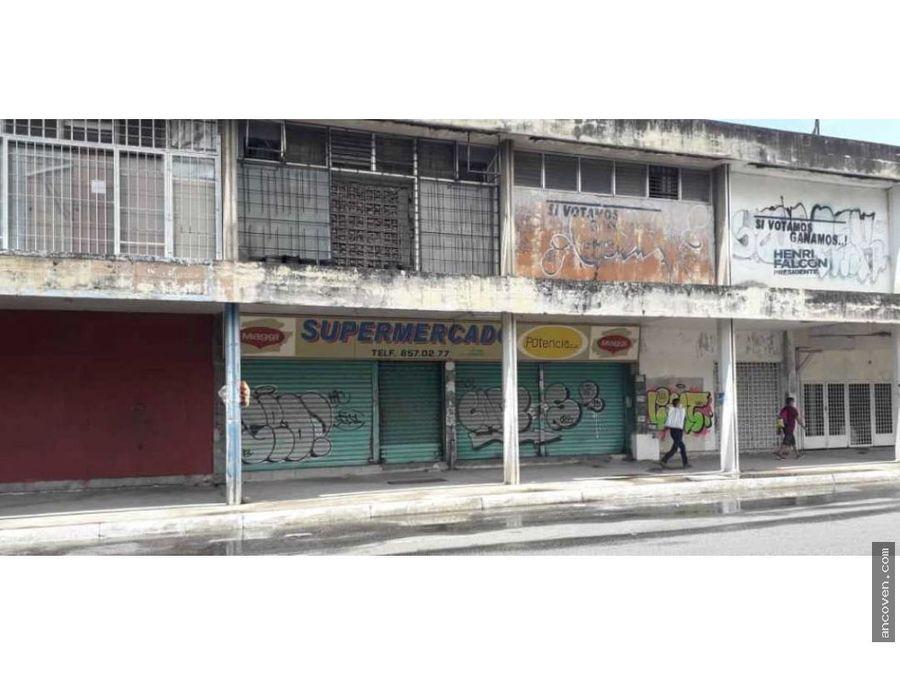 ancoven premiun alquila local en av bolivar norte
