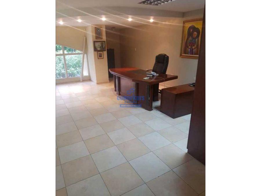 oficina via argentina amoblada 160mts