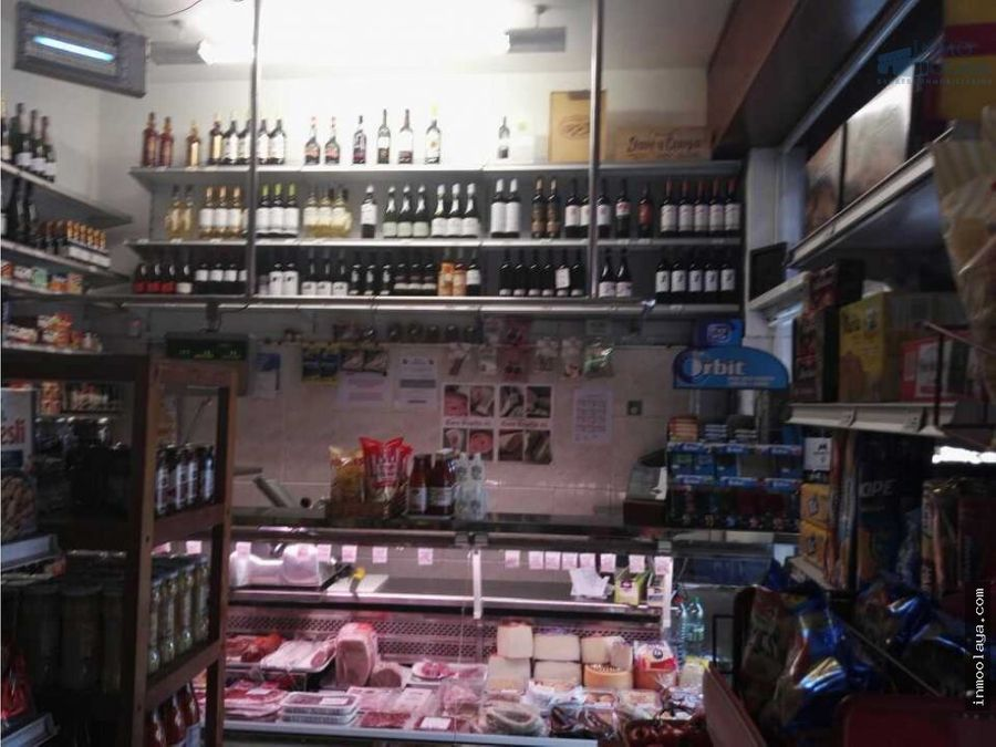 traspaso de tienda alimentacion zona clinic