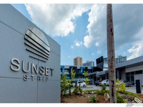alquilo locales y oficimas en panama en sunset strip plaza