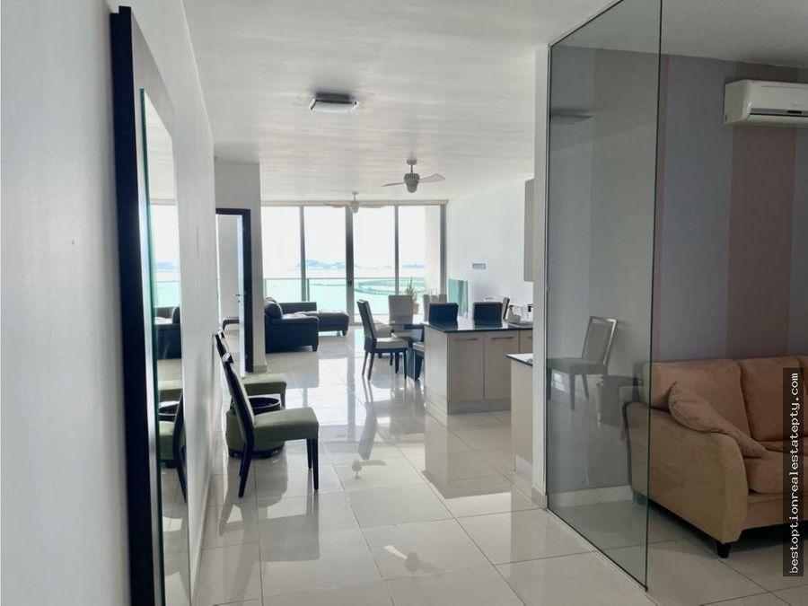 alquilo espectacular apartamento ph allure avenida balboa
