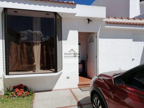 alquilo linda casa amueblada en villas de choacorral san lucas sac