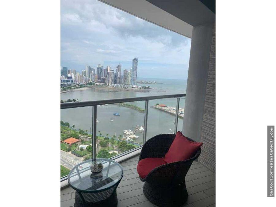 alquilo amoblado hermoso apartamento ph yacht club