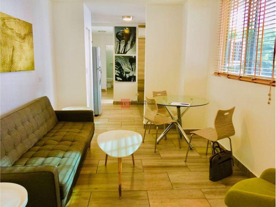alquilo apartamento 2 rec con muebles obarrio