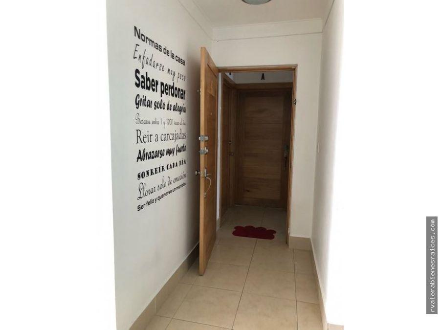 alquilo apartamento amueblado evaristo morales