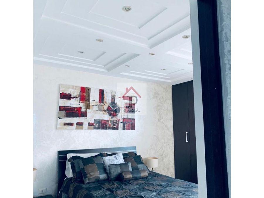 alquilo apartamento amueblado en punta pacifica