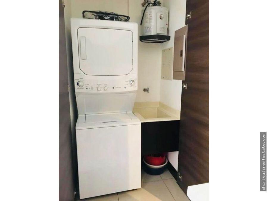 alquilo apartamento amueblado en complejo exclusivo montesol