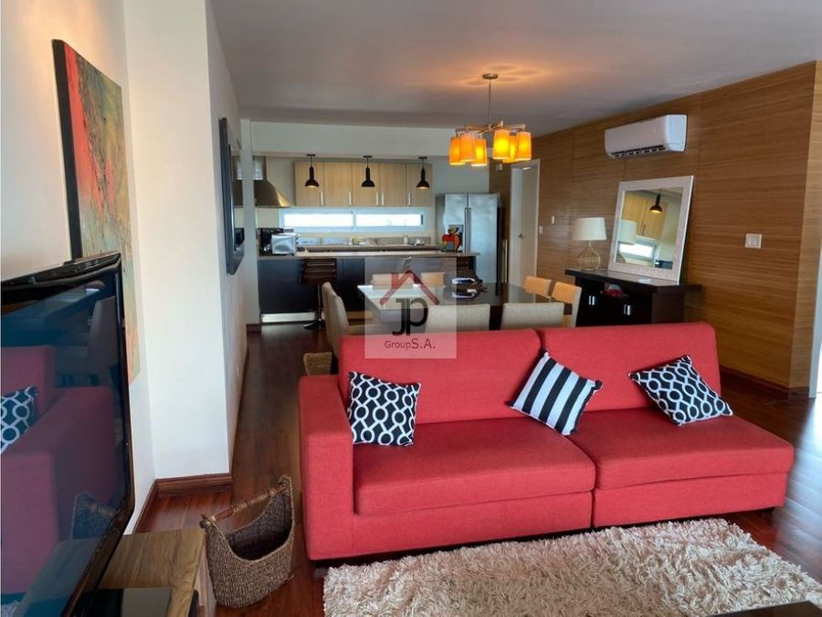 alquilo apartamento amoblado en coco del mar