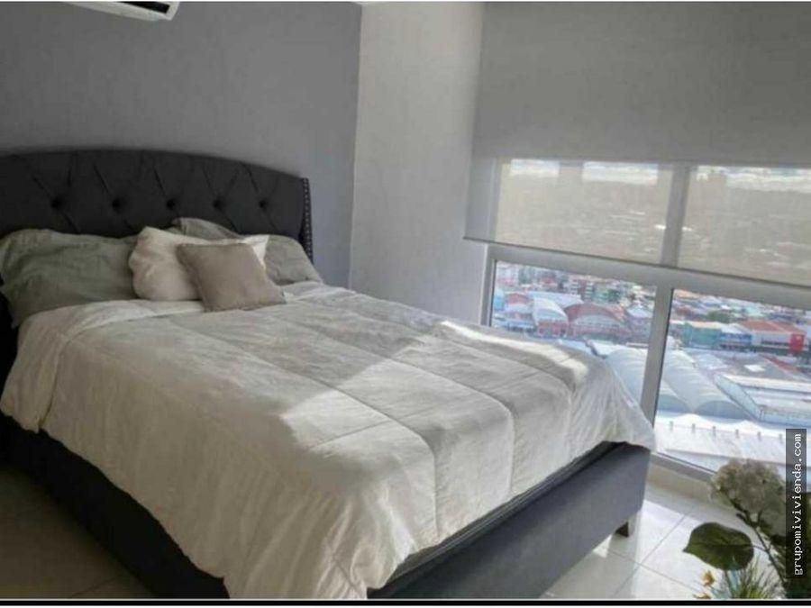 alquilo apartamento amoblado en ph torres de castilla