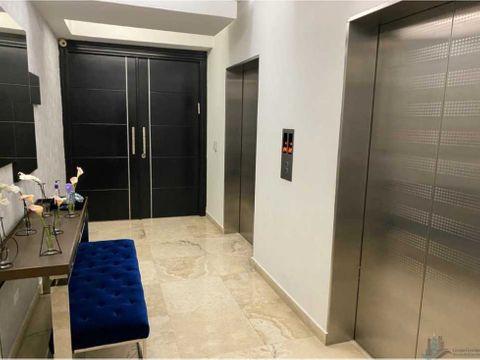 alquilo apartamento amoblado en ph aqualina 408 m2