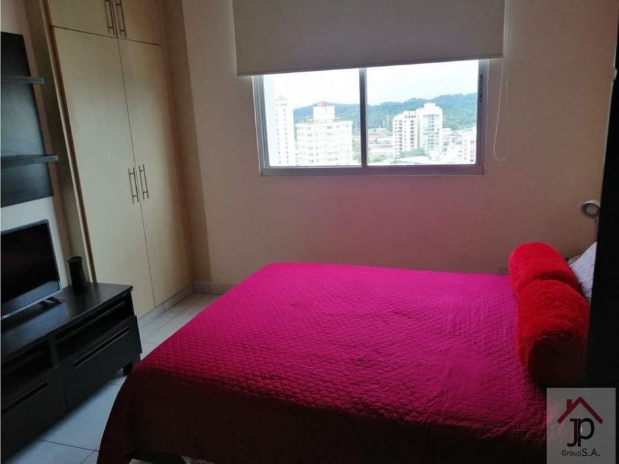 alquilo apartamento amoblado en bellavista