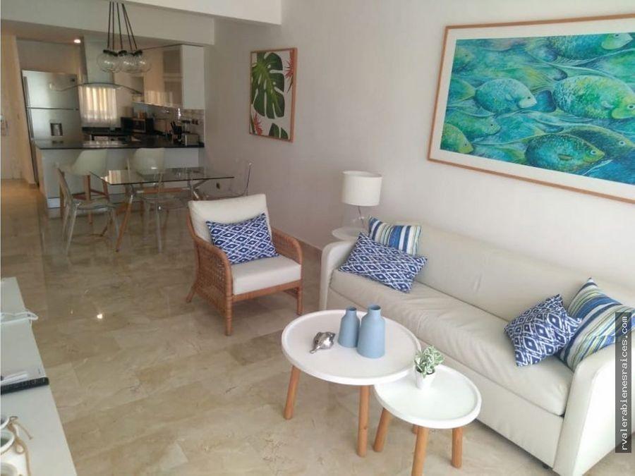 alquilo apartamento de 2 habs en cana bay bavaro