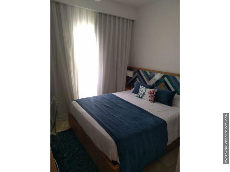 alquilo apartamento amueblado 2 habs en cana bay bavaro