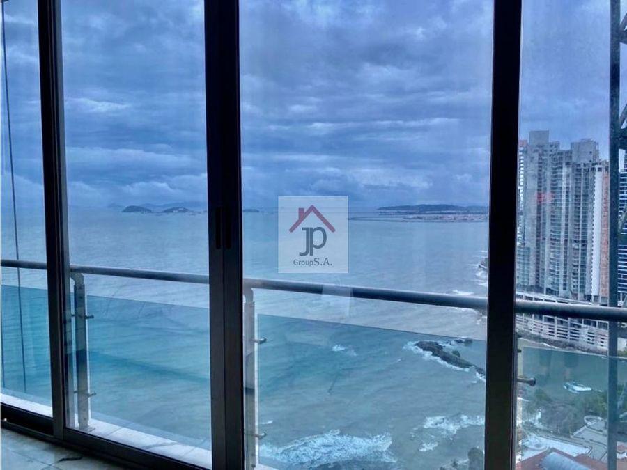 vendo apartamento frente al mar punta pacifica