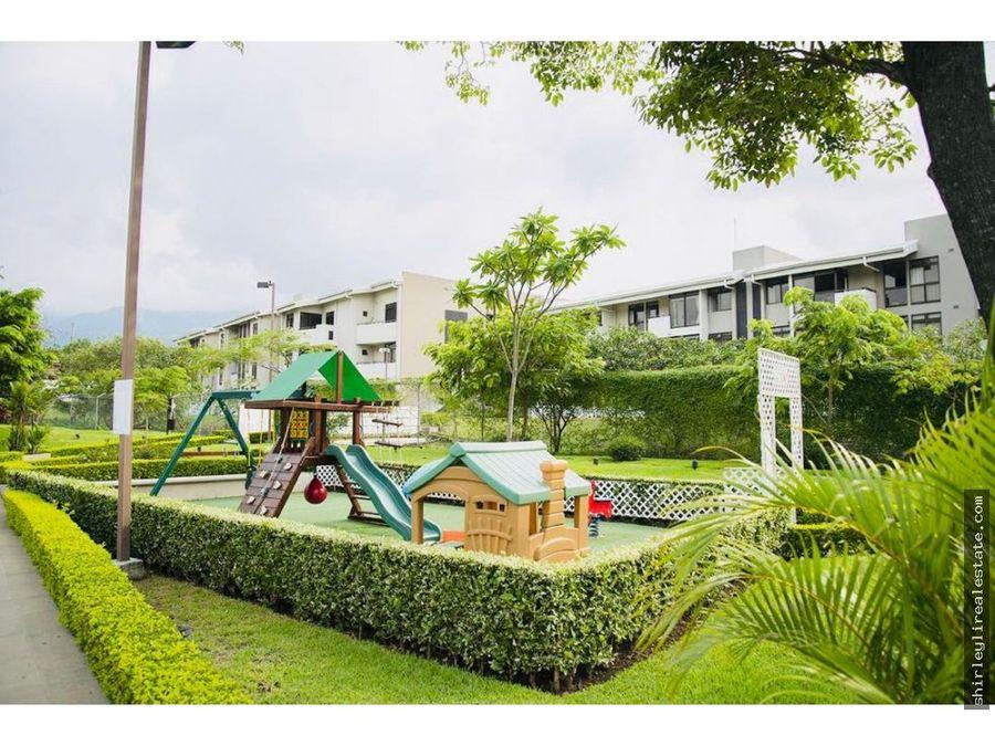 alquilo apartamento full amueblado santa ana park