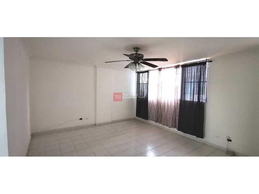 alquilo apartamento sin muebles parque lefevre
