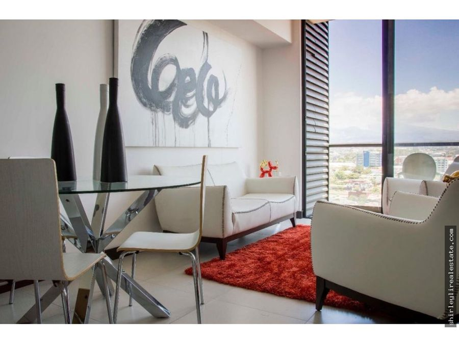alquilo apartamento totalmente amueblado torre rohrmoser