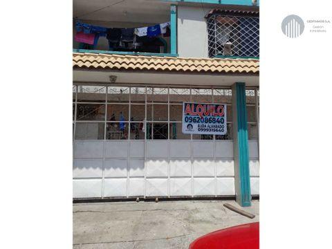 alquilo departamento sur oeste de guayaquil 2 habitaciones