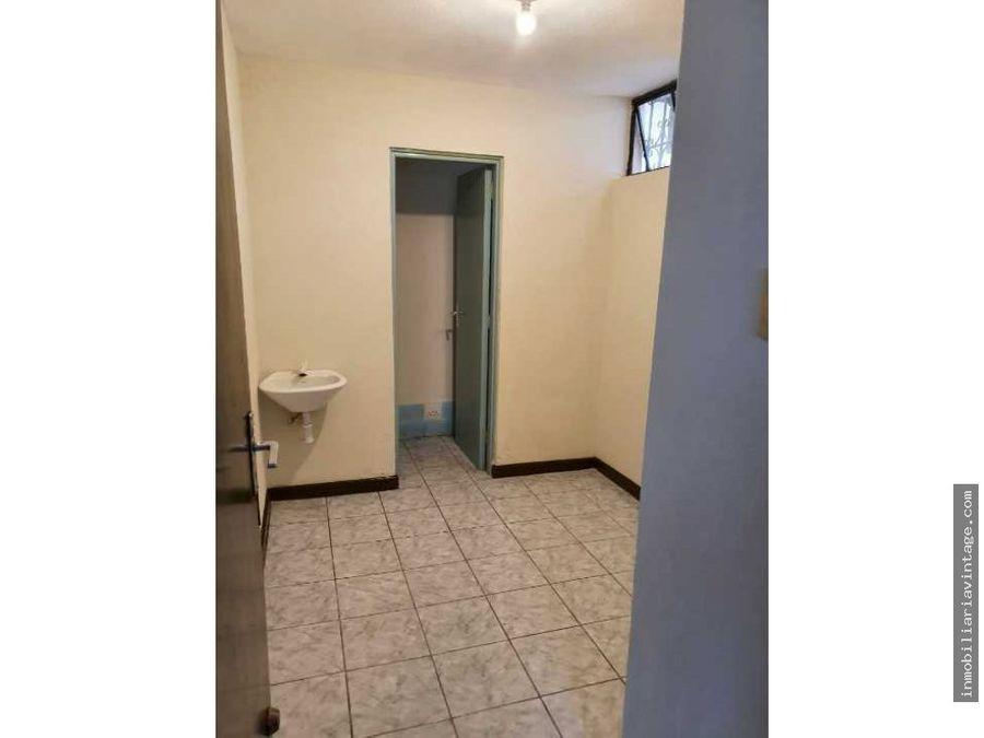 alquilo excelente propiedad en zona 14 ideal para oficinas o vivienda