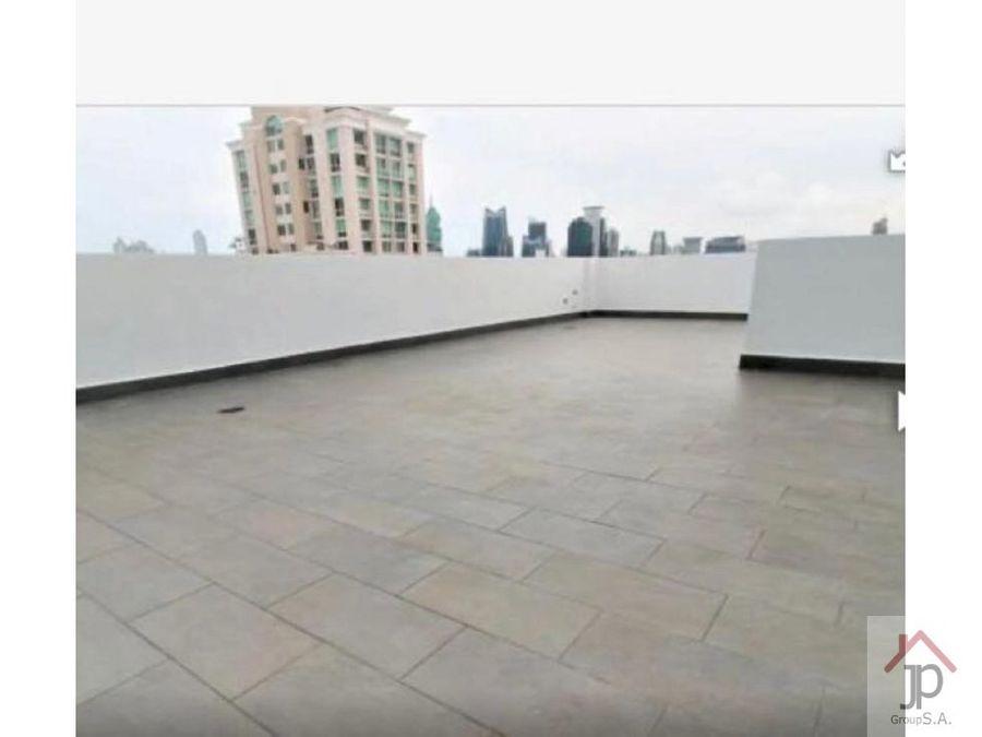 alquilo 2500 o vendo penthouse en obarrio