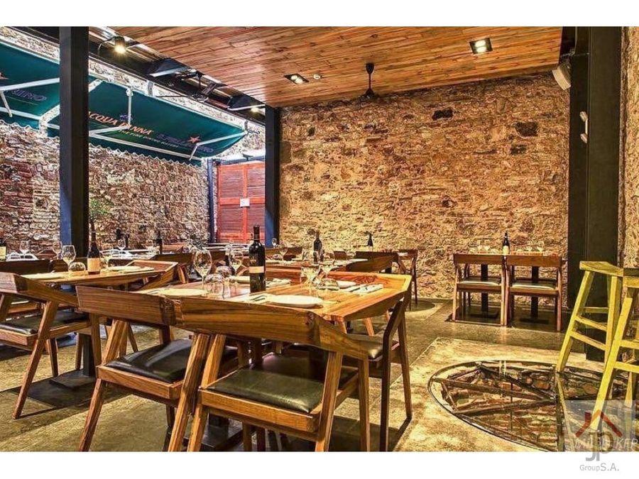 alquilo o vendo local para restaurante en casco antiguo