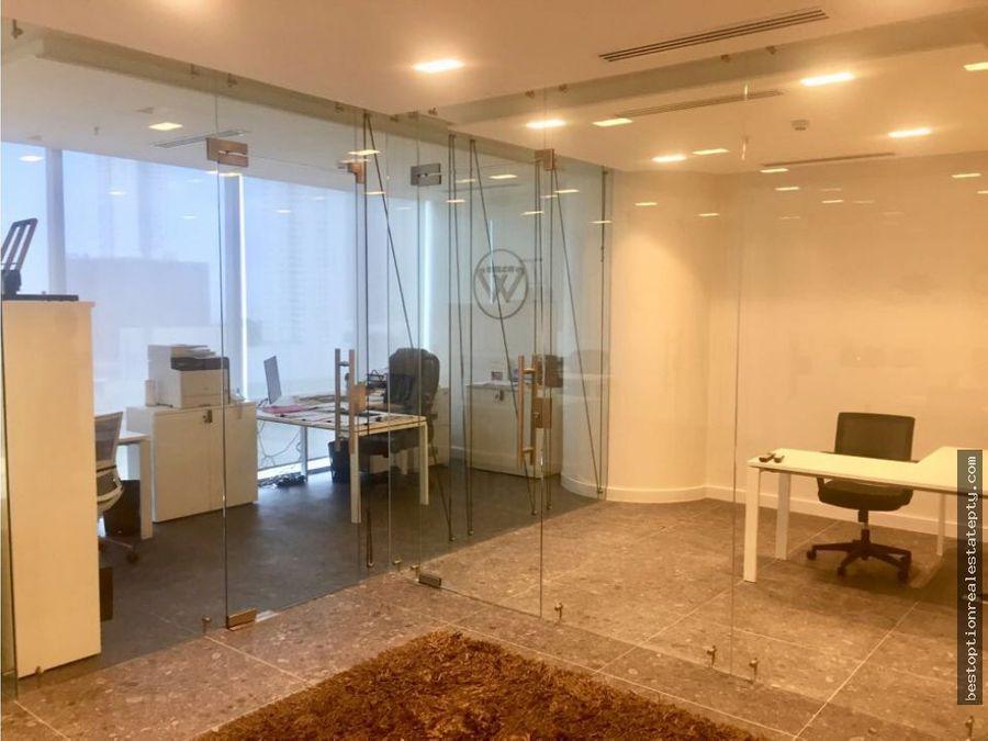 alquilo oficina en time square costa del este