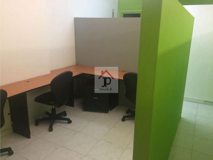 alquilo oficina en bellavista