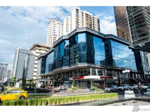 alquilo oficina en plaza obarrio 118 m2