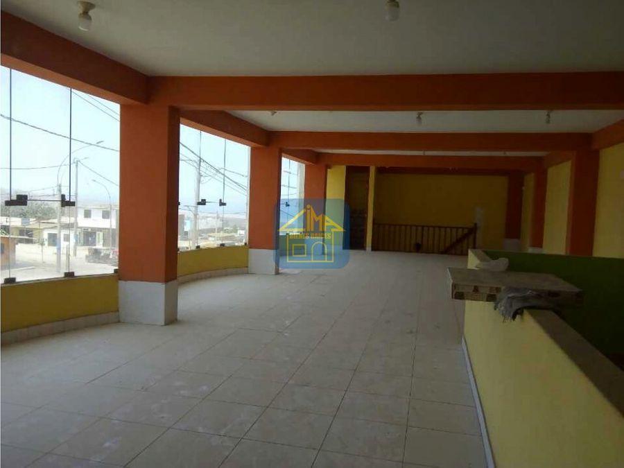 alquilo local 120m2 gimnasiootros oasis pachacu
