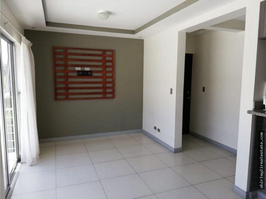 alquilo moderno apartamento en cariari heredia
