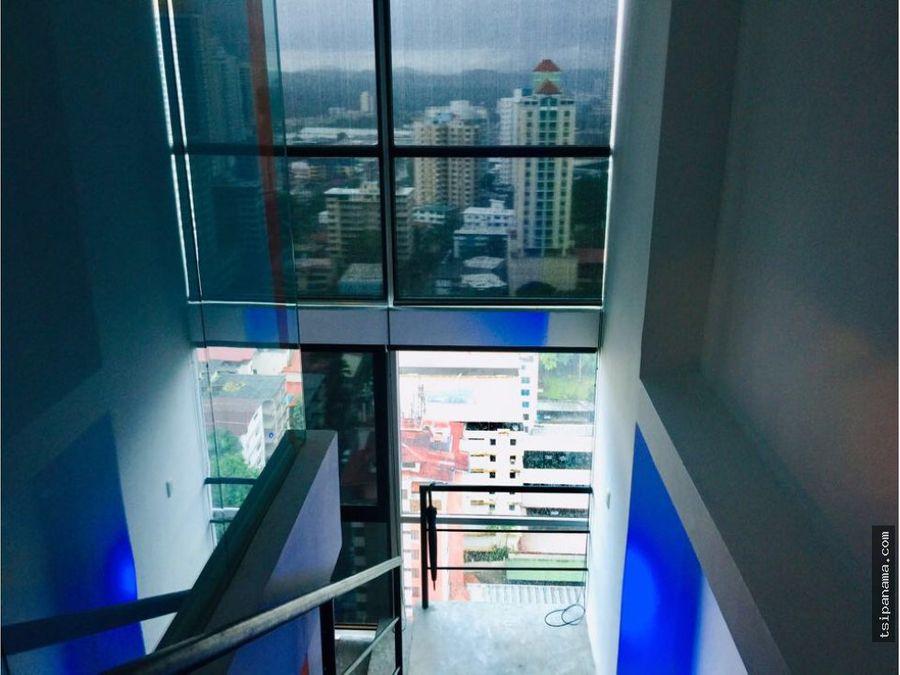 alquilo penthouse de lujo el cangrejo panama