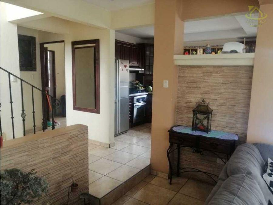 alquiler o venta casa en rivera de belen de 500 m2 de terreno 5 hab