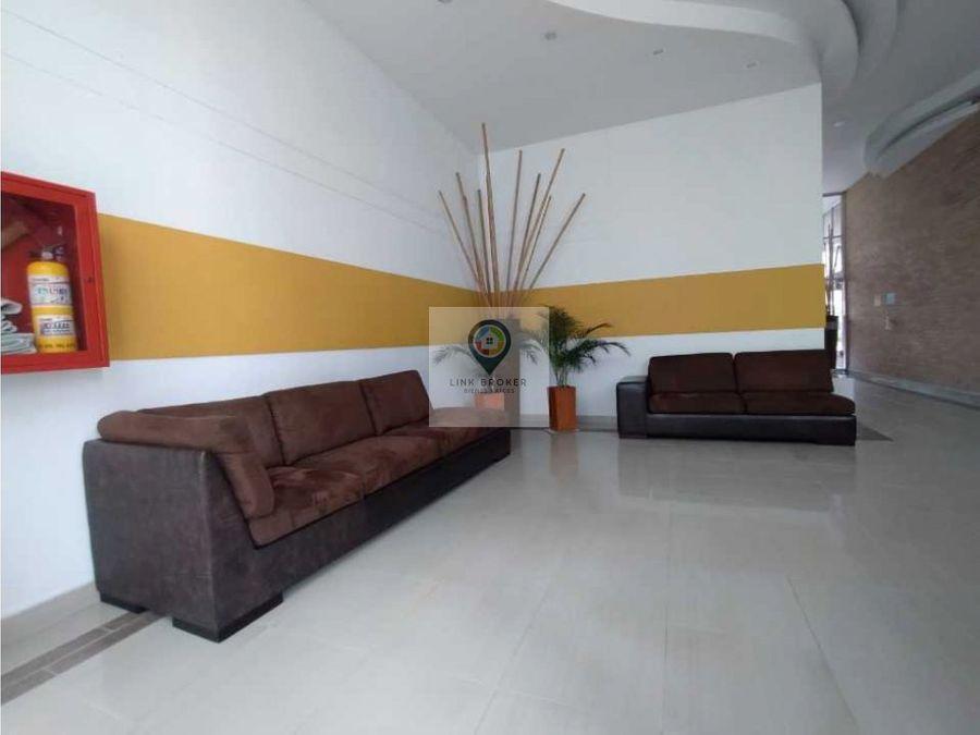 alquiler amplio apartamento sector pinares pereira