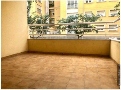 alquiler anual piso zona ramon ortega denia