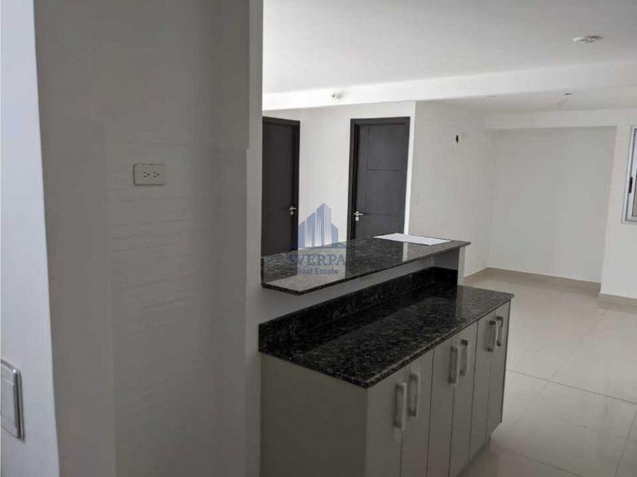 alquiler apartamento a estrenar carrasquilla via espana
