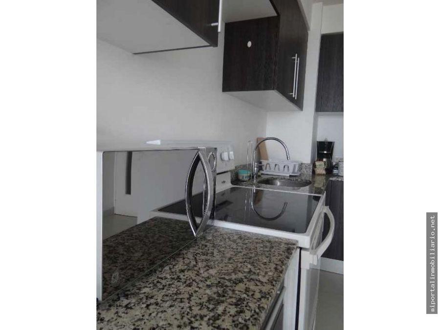 alquiler apartamento amoblado cerca de la una
