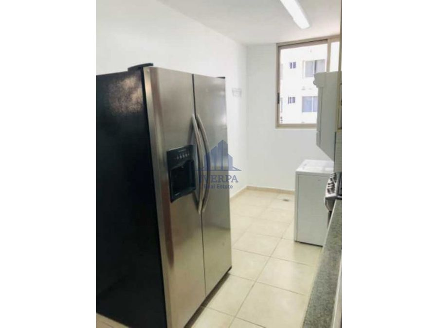 alquiler apartamento amoblado en san francisco punta pacifica