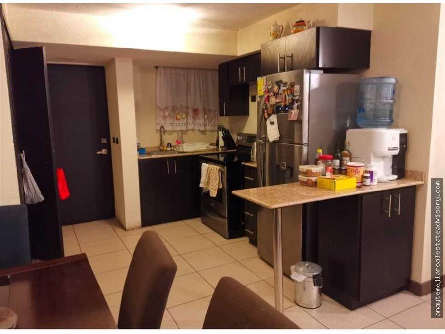 alquiler apartamento amueblado zona 1