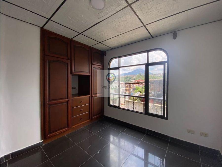 alquiler apartamento barrio cuba pereira
